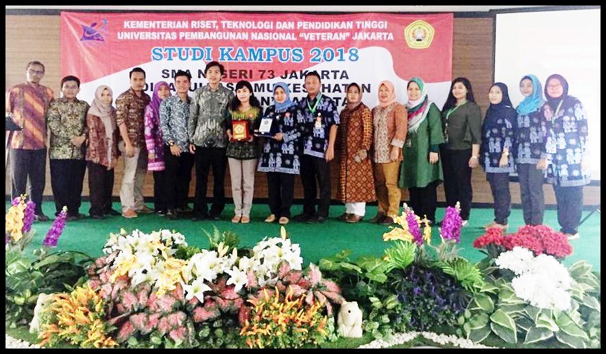 SELAMAT DATANG PARA GURU DAN SISWA/I SMAN 73 JAKARTA UTARA