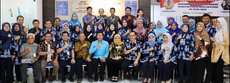 Akreditasi Program Studi S1 Ilmu Gizi