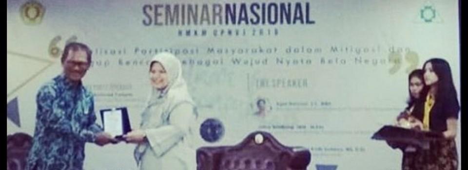 Seminar Nasional S1 Kesehatan Masyarakat