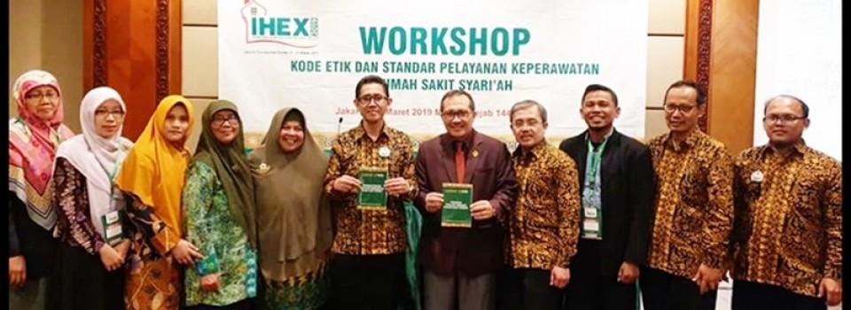 Workshop Kode Etik dan Standard Pelayanan Keperawatan di Rumah Sakit Syariah