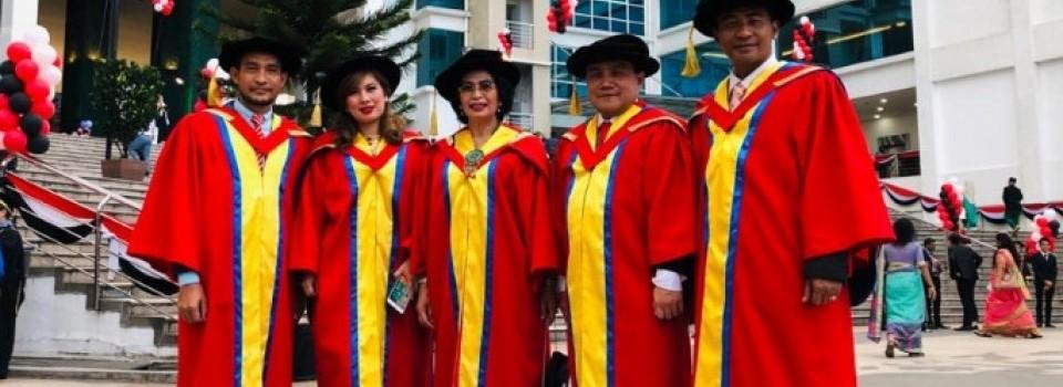 Selamat Atas Pencapaian Gelar Doktor Desak Nyoman Sithi SKp, MARS, PhD