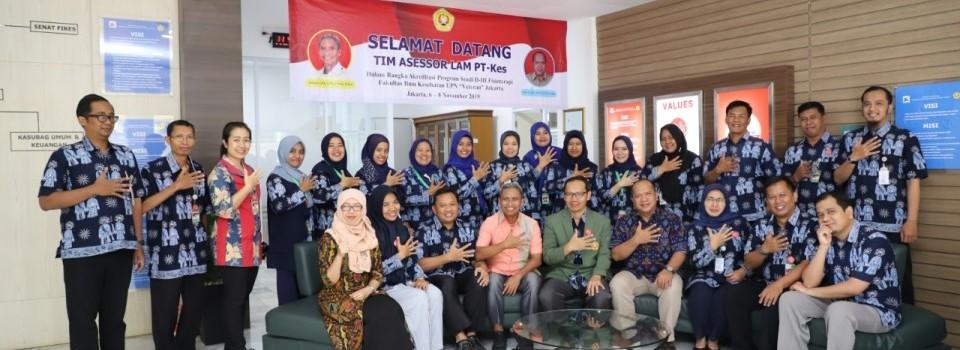 Akreditasi Program Studi D-III Fisioterapi oleh LAM-PTKes