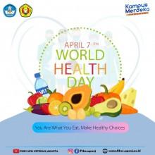 Hari Kesehatan Sedunia atau World Health Day 2021