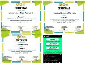 Motivasi Mendapatkan Juara II Lomba Nutrition Care Process Competition (NCPC) Tingkat Nasional