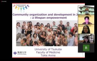 """KULIAH UMUM """"Peningkatan Derajat Kesehatan dengan Pengembangan dan Pengorganisasian Masyarakat: Teori dan Aplikasi di Indonesia dan Jepang"""""""