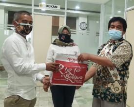 Serah Terima Jabatan Ka. Lab Kesehatan Masyarakat dan Purna Tugas Mistra Yusuf