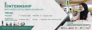 Internship Direktorat Digital Business Telkom