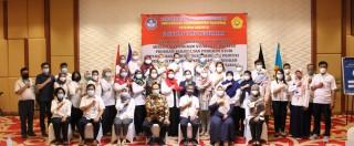 Hari 2 Finalisasi Borang Akreditasi Program Studi Keperawatan Program Sarjana dan Program Profesi Ners