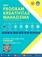 Penawaran Program Kreativitas Mahasiswa Tahun 2021