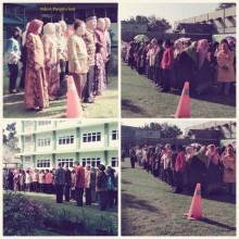 Halal Bihalal UPN Veteran Jakarta 1438 H