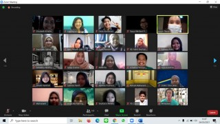 Pengarahan Pengalaman Belajar Lapangan (PBL) 2 Semester Genap T.A 2020/2021 Program Studi Kesehatan Masyarakat Program Sarjana