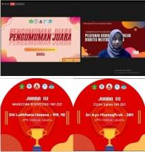 HMPSIK Meraih Juara III  Mahasiswa Berprestasi (MAPRES) dan Juara III Esai Ilmiah  dalam Lomba Indonesian Nursing Olympiad (INO) 2021