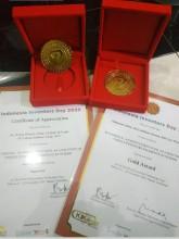 Mahasiswa S1 Keperawatan Berhasil Meraih Medali Emas International Paper Competition Pada Indonesia Inventors Day (IID) 2020