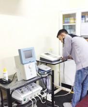 Kalibrasi Laboratorium Fisioterapi