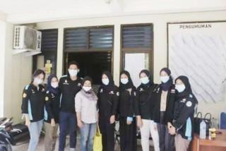 FIKES Peduli Covid-19 BEM Fakultas Ilmu Kesehatan UPN Veteran Jakarta