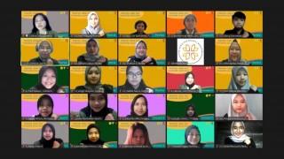Mahasiswa S1 Keperawatan Talkshow Interaktif Angkatan 2020,Be An Inspiration One to be a Young Leader : Kembangkan Potensi untuk Hadapi Tantangan di Masa Depan