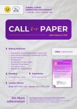 Jurnal Ilmiah Kesehatan Masyarakat Volume 13, Edisi 1, Februari 2021