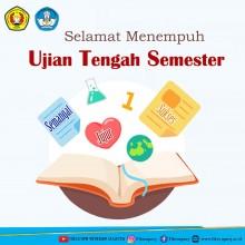 Selamat Menempuh Ujian Tengah Semester Semester Genap TA 2019/2020
