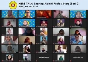 Sharing Alumni Profesi Ners  Seri 2: Kupas Tuntas Beasiswa Dalam dan Luar Negeri