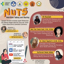 NuTS : Nutrition Talking & Sharing