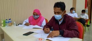 Perjuangan Tenaga Pendidik dan Tenaga Kependidikan FIKES UPN Veteran Jakarta  Menuju SDM Handal, Pemberkasan CPPPK