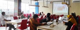 Rapat Koordinasi Kerjasama Luar Negeri dengan KUI Universitas Pembangunan Nasional Veteran Jakarta