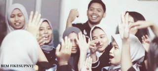 Company Profile Badan Eksekutif Mahasiswa FIKES UPNVJ