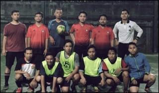 Juara III Lomba Futsal TIM Pegawai Fikes UPNVJ