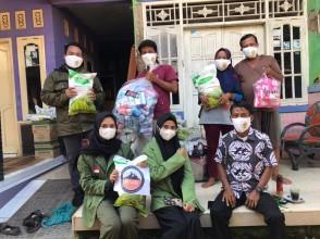 KSM Batavia Mendistribusikan Bantuan Untuk Bencana Alam Subang
