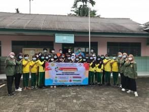 Penyuluhan Kesehatan Aplikasi Mata Kuliah Komunikasi Profesi Fisioterapi  di Madrasah Ibtidaiyah Nurul Khair