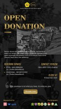 Open Donation