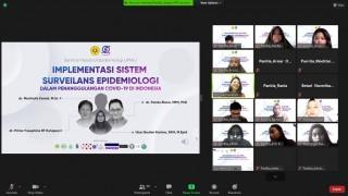 Seminar Implementasi Sistem Surveilans Epidemiologi dalam Penanggulangan COVID-19 di Indonesia
