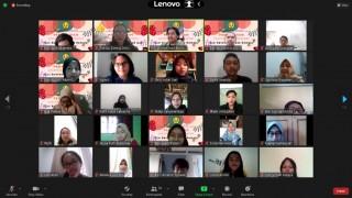 Mahasiswa Kesehatan Masyarakat UPNVJ Gelar Penyuluhan Virtual 'Gizi Seimbang Pada Remaja'