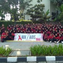 Memperingati Hari HIV / AIDS Sedunia