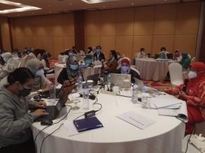 Finalisasi Borang Akreditasi Prodi Keperawatan Program Sarjana, dan Prodi Profesi Ners