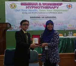 SEMINAR DAN WORKSHOP HYPNOTHERAPY