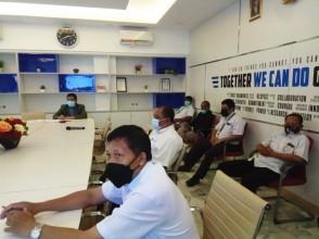 Rapat Koordinasi Persiapan Akreditasi Program Studi Profesi Ners dan Program Studi Keperawatan Program Sarjana dengan Tendik