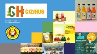 GiziHub e-nutripreneurship