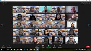 LDKM 2020 D-III Keperawatan Membangun Jiwa Kepemimpinan & Semangat Berorganisasi dengan Implementasi Bela Negara