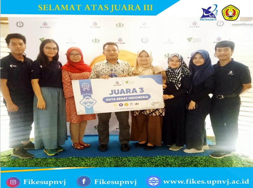 Duta Sehat Indonesia 2019