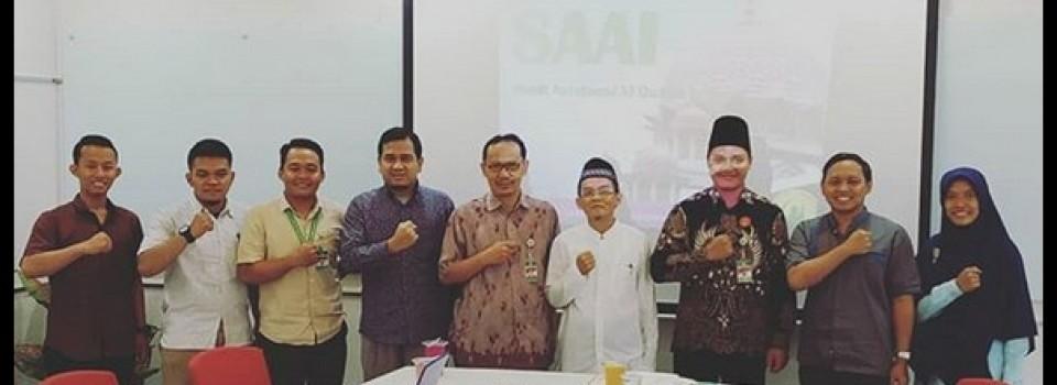 Sosialisasi Studi Asisten Al Qur'an Intensif