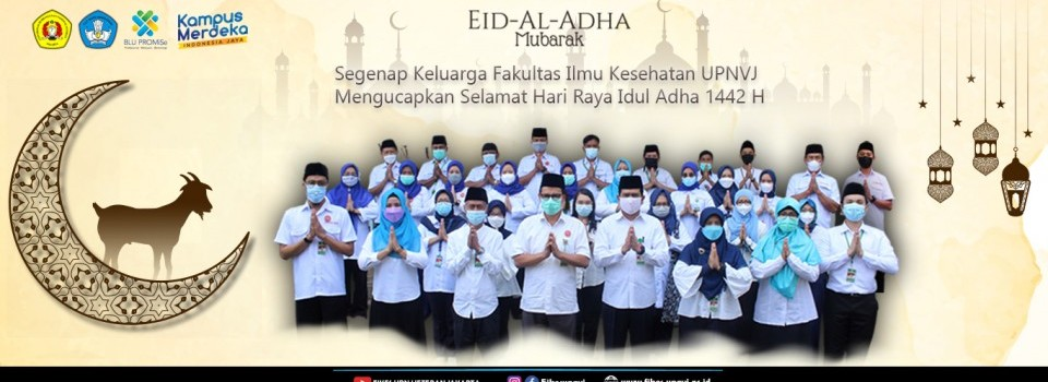 Selamat Hari Raya Idul Adha 1442 H, 20 Juli 2021