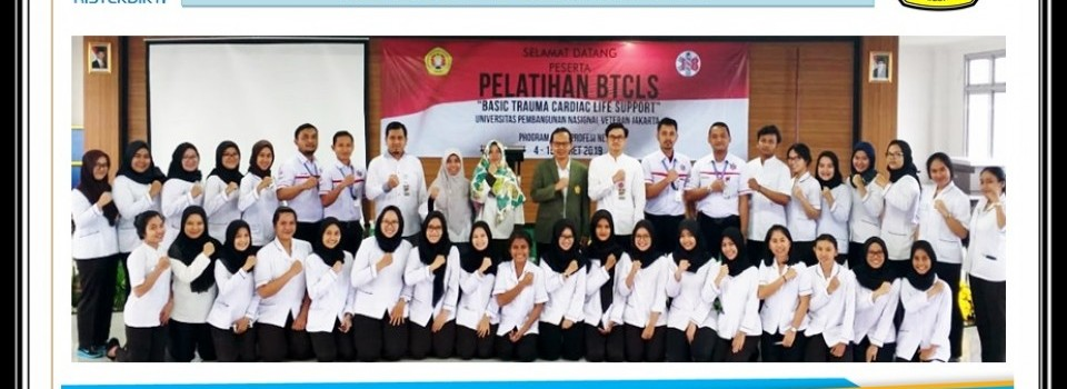 PELATIHAN BASIC TRAUMA CARDIAC LIFE SUPPORT