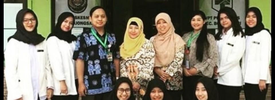 Praktek Lapangan Mahasiswa S1 Gizi FIKES UPN Veteran Jakarta