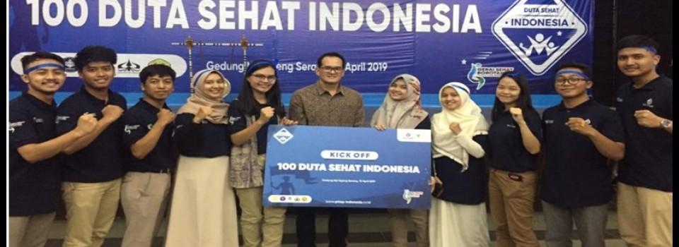 100 DUTA SEHAT INDONESIA